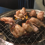 仙台ホルモン・焼肉 ときわ亭 - 牛ホルモン