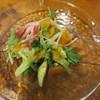クッチーナカプリチョーザ - 料理写真:サラダ