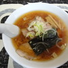 寺カフェ 中華そば水加美 - 料理写真:昔の中華そば「チャーシュー」