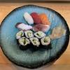 どい寿し - 料理写真:寿司5貫セット