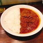 カレー&オリエンタルバル 桃の実 - マトンカレー
