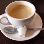 PIZZA17 - ホットコーヒー