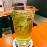 えびす呑み場 やました - 緑茶ハイ