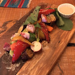 Jamming Dining - コブサラダ