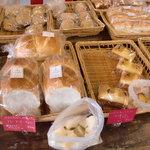 Pannotakumihitomikoubou - パンコーナー