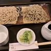 めん処 元禄 - 料理写真:「十割と二八の食べくらべ 相盛」 左が二八、右が十割。