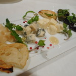 103400201 - チーズ、オリーブ盛り合せ