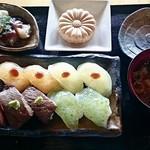 久米吉 宮前田楽 - 料理写真: