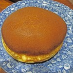 中尾清月堂 - 料理写真:清月 小豆餡