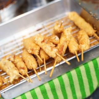 串かつ たき - 料理写真: