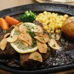 レストラン山水 - 和牛フィレステーキ(150g)
