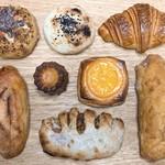 103405950 - 今回買ったパン