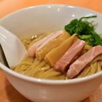 らぁ麺 はやし田 - まぜそば〜三段仕込み〜@税込800円