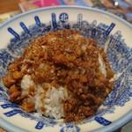度小月 - 肉燥飯(35元)