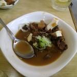 信濃路 - 肉豆腐