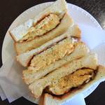 PECO - 料理写真:たまご焼きサンド