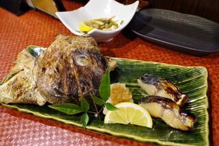 居酒屋鮮道 こんび - ○徳こんび焼き魚