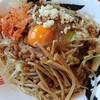 麺屋久兵衛  - 料理写真:汁なし+納豆トッピング