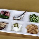 ママーズ キッチン ムラマサ - 前菜