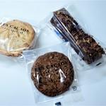 レ・カカオ - 料理写真:ルカカオの焼き菓子