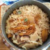 釜めしの店 やか多 - 料理写真:釜飯(うに)