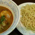 Toyosuramen - 醤つけ麺。
