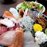 103420347 - 限定10食 海鮮丼ランチ