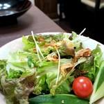 本格和食osakanaなりた - 野菜サラダ