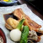 本格和食osakanaなりた - 赤魚の煮付膳