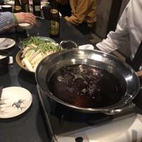 全席個室居酒屋 竹取の庭~遊庵~-神田川俊朗監修 旨みもち豚のすき焼き
