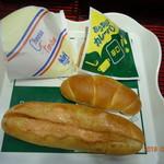 パン工場 - 料理写真:今回、購入したパン