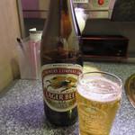 103426091 - 瓶ビール 580円