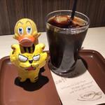 カフェミンク - アイスコーヒーR 250円(税込)