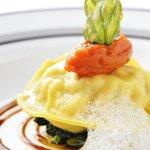 ゴードン・ラムゼイ - ラムゼイ自身のこだわりが反映された料理