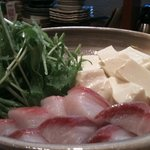 PUSH - タラチリ 魚は、刺身でも 大丈夫な物です!