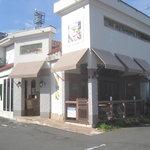 ベーカリーレストラン ヤシマ - お店外観