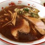 ほうりゅう - 料理写真:醤油ラーメン