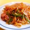 関谷スパゲティ - 料理写真:ナポリタン