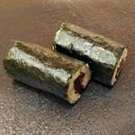 鮨 土方 - 料理写真:干ぴょう巻き