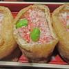 アベ鳥取堂 - 料理写真:かにいなり
