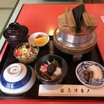 志津香  - 炊き合せ御膳①