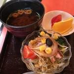 志津香  - 炊き合せ御膳②