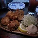 いっき - 鶏の唐揚げ