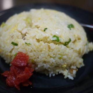 中華料理 彰武 - 料理写真:やきめし(ふつう味)