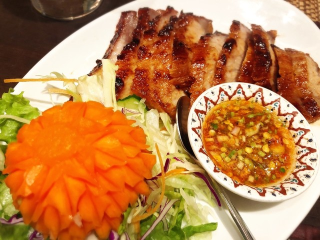 ジャスミンタイ本店@六本木|人気タイ料理店のホリデーランチ