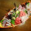 磯人 - 料理写真:船盛1号 5,980円(4~5人前)