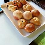 コーヒー&天然酵母パン すぎな - 料理写真: