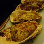 103448024 - 広島産牡蠣の香草パン粉バター焼