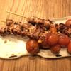 くちばしモダン - 料理写真:ひね鶏のちょうちん(卵巣と卵管)