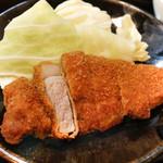 とんかつ山本 - 料理写真:ロースかつ